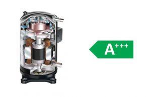 موتور دی سی اینورتر در کولر گازی بوش 18000