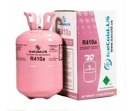 گاز R410 در کولر گازی بوش