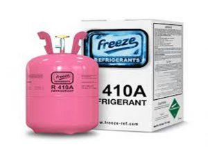 گاز استاندارد r410