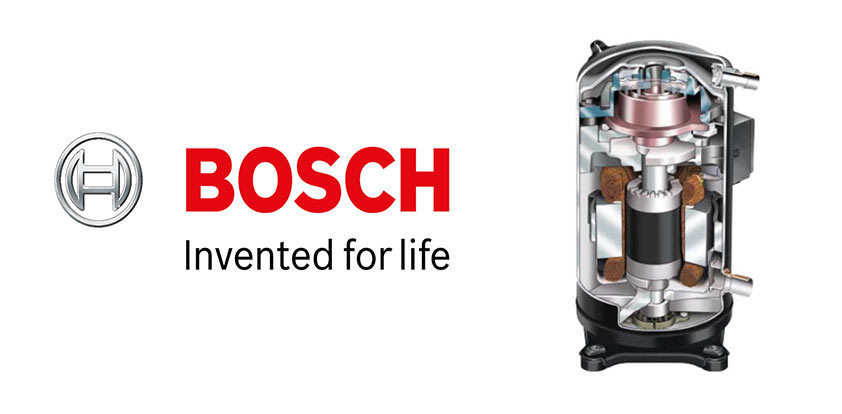 موتور دی سی اینورتر داکت اسپلیت بوش 30000